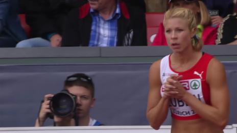 Video «Siebenkampf: Züblins gültiger Versuch über 1,67 m» abspielen
