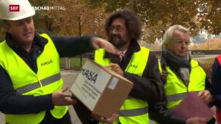 Video «Masseneinwanderungs-Initiative rückgängig machen?» abspielen