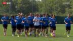 Video «CL-Quali: GC vor dem Rückspiel gegen Lyon» abspielen