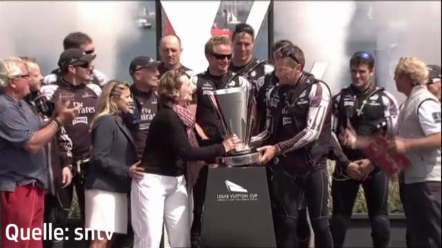Team Neuseeland gewinnt Louis-Vuitton-Cup (unkommentiert)