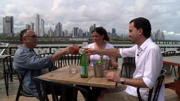 Video ««Meine fremde Heimat» – Panama» abspielen