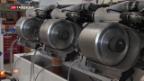 Video «Wirtschaftsbeziehungen Schweiz – Iran» abspielen