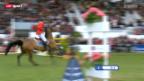Video «Reiten: CSIO la Baule, Grand Prix» abspielen