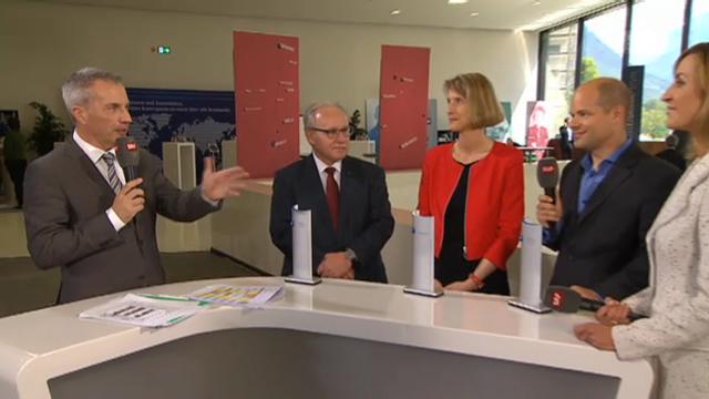 Swiss Economic Award: Die Preisträger