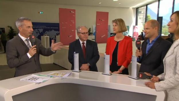 Video «Swiss Economic Award: Die Preisträger» abspielen