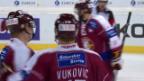 Video «Eishockey: Spengler Cup, Halbfinal Genf - Team Canada» abspielen