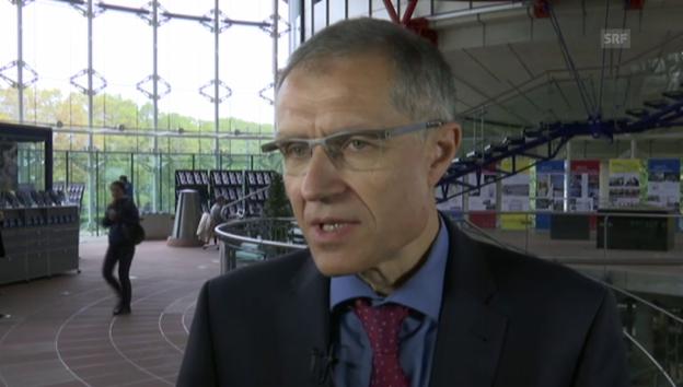 Video «Folco Galli, Bundesamt für Justiz, zum Perincek-Urteil» abspielen