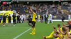 Video «Fussball: YB - Thun» abspielen