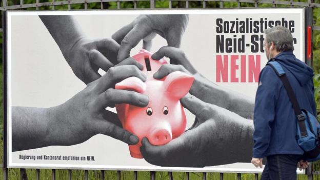 Klares Nein zur Bonzensteuer (9.6.13)