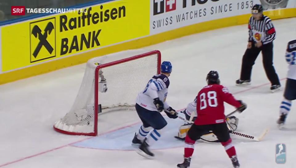 Eishockey: Abstiegskampf gegen hartnäckige Kasachen