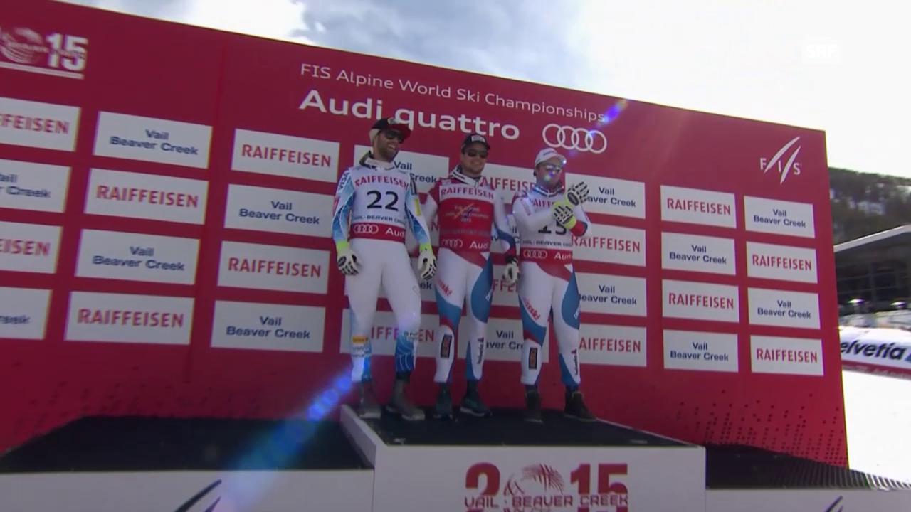 Ski: Saisonbilanz Schweizer Abfahrer