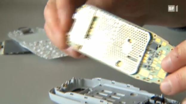 Video «Handy-Metalle aus Kriegsgebieten» abspielen
