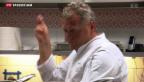 Video «Peter Knogl ist «Koch des Jahres»» abspielen