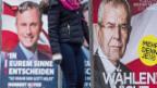Video «Letztes TV-Duell im österreichischen Wahlkampf» abspielen
