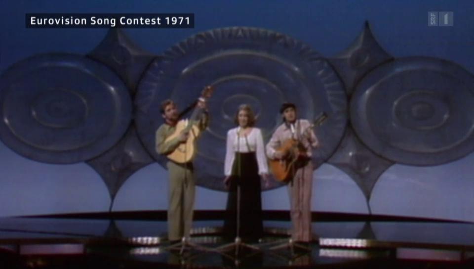 1971: Erster Hit – «Les illusions de nos 20 ans»