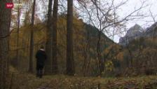 Video «Drachenkinder und Goldbirken: Sagenhaftes aus dem Taminatal» abspielen