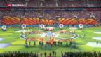 Video «Fussball-WM eröffnet» abspielen