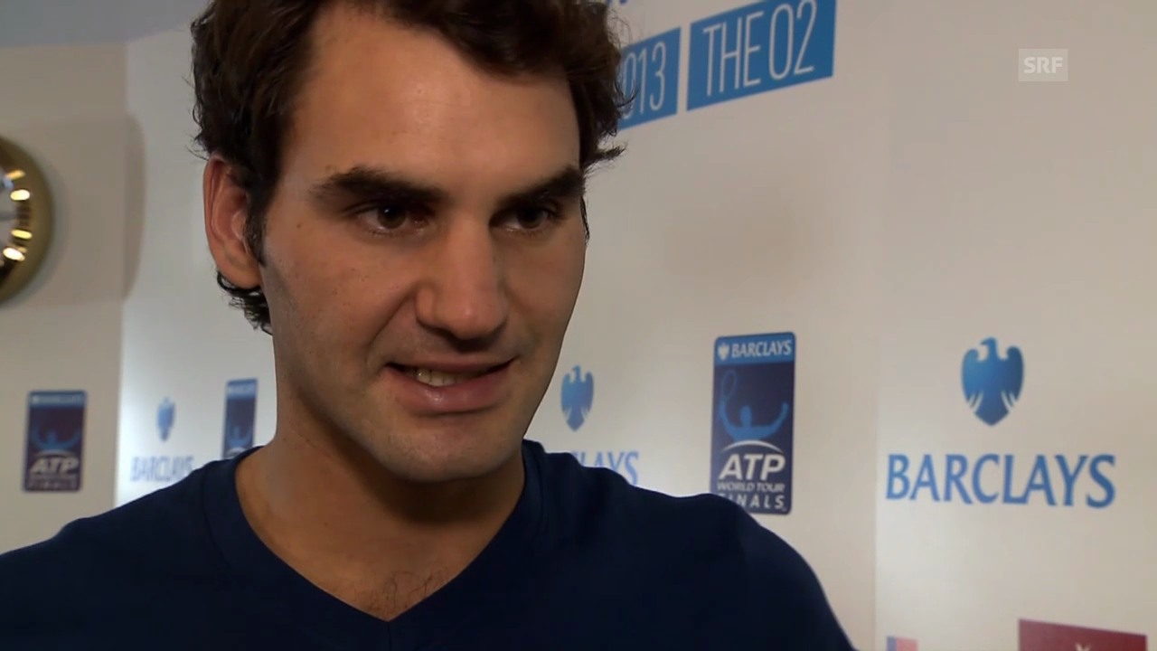 Federer im Interview