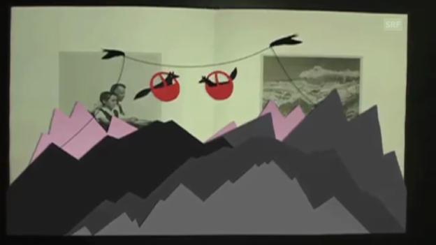 Video «Scherrers animierte Ahnengalerie» abspielen