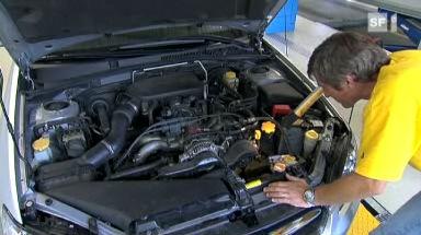 Video «15.09.09: Autohandel: Gemeine Geschäfte eines Garagisten» abspielen