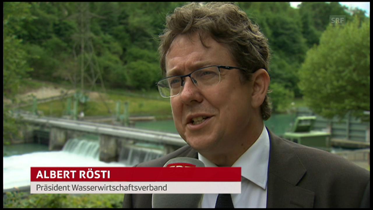 Albert Rösti kritisiert die Höhe der Kosten