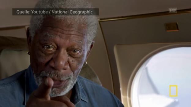 Video «Trailer von «The Story of Us With Morgan Freeman»» abspielen