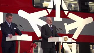 Video «Tempo 30, Stadler-Züge made in Weissrussland, Dreamhack-Turnier » abspielen