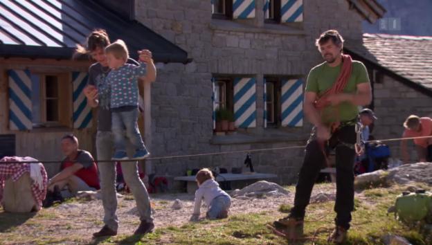 Video ««SRF bi de Lüt – Hüttengeschichten»: Start der sechsten Staffel» abspielen