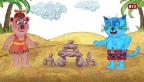 Laschar ir video «Giat Miro Episoda 19: In casti da crap - Sursilvan»