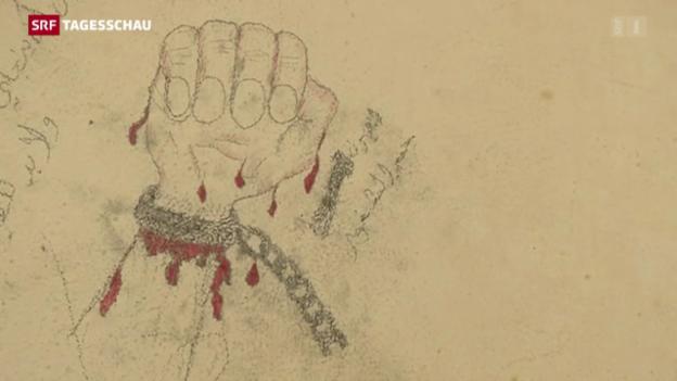 Video «Syrische Gefängnisse als Vorhof zur Hölle» abspielen
