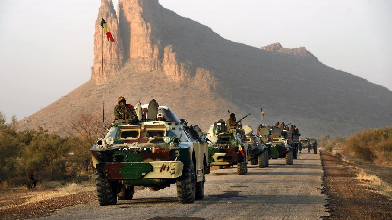 Mali: Kampf gegen Islamisten und Drogenmafia