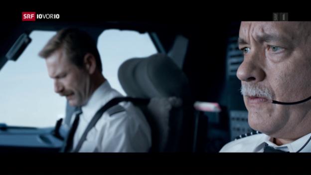Video «Held «Sully» im Kino» abspielen