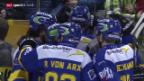 Video «Eishockey: Davos - Lakers» abspielen