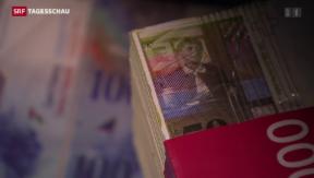 Video «Credit Suisse will Kosten sparen » abspielen