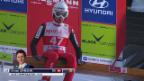 Video «Skispringen: Weltcup Willingen, Sprung Ammann» abspielen