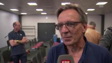 Link öffnet eine Lightbox. Video Hans-Ueli Lehmann: «Wir wollen so schnell wie möglich wieder in die NL» abspielen