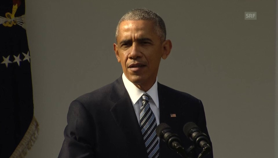 Obama: «So funktioniert Politik»