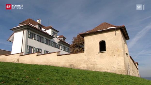 Video «Schweiz aktuell vom 19.11.2012» abspielen