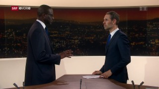 Video «FOKUS: Studio-Gespräch mit Tidjane Thiam» abspielen