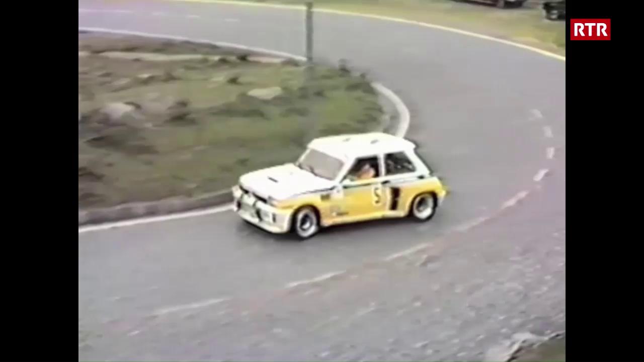 Impressiuns dad ina da las ultimas Rallye Gotthard d'avant passa 33 onns