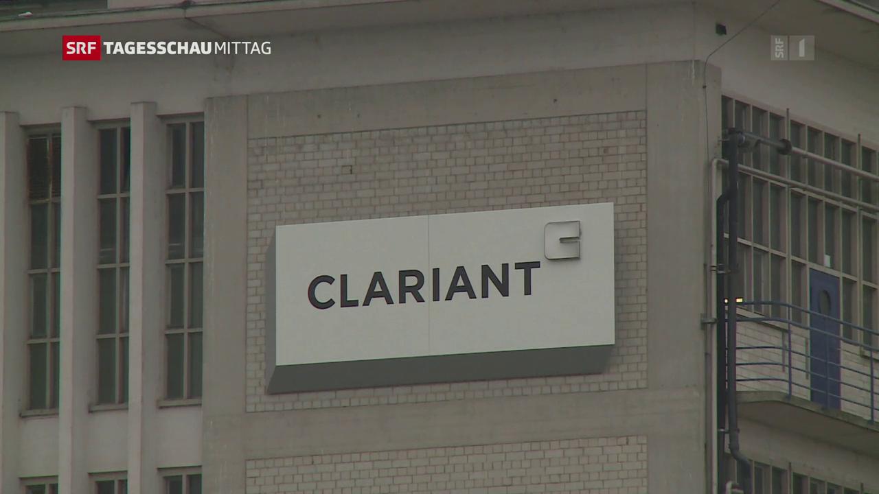 Clariant fusioniert mit Huntsman