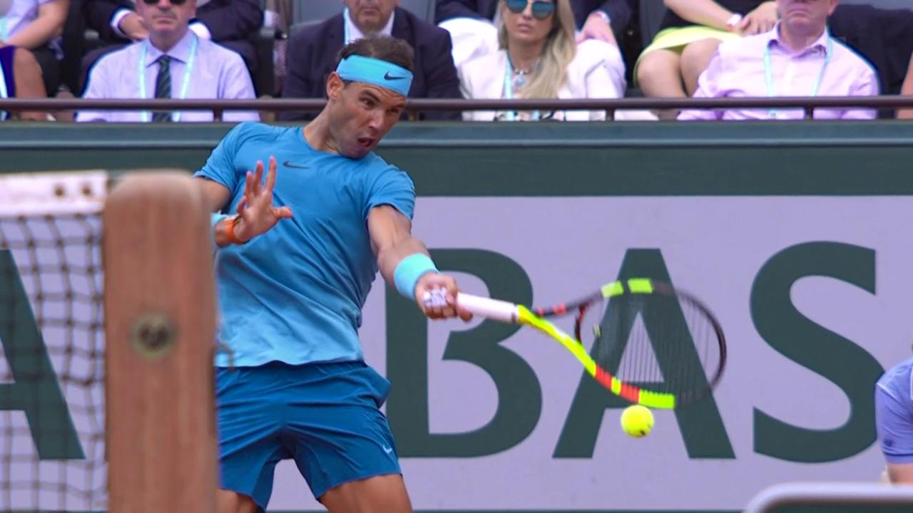 Nadal macht mit Gasquet kurzen Prozess
