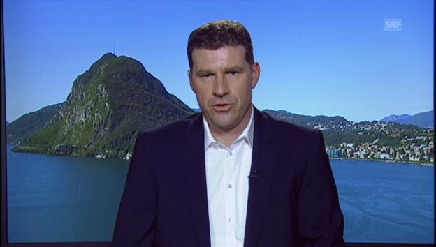 Video «Nach dem Burkaverbot der Inländervorrang – Tessin sendet Signale nach Bern» abspielen