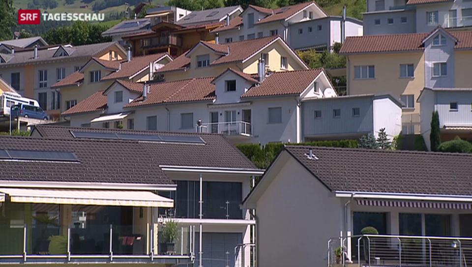 Hypotheken immer noch rekordtief