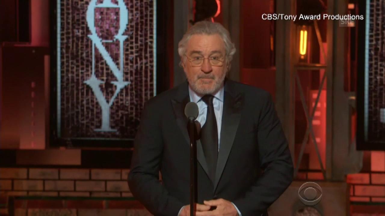 Robert De Niro wettert gegen Donald Trump