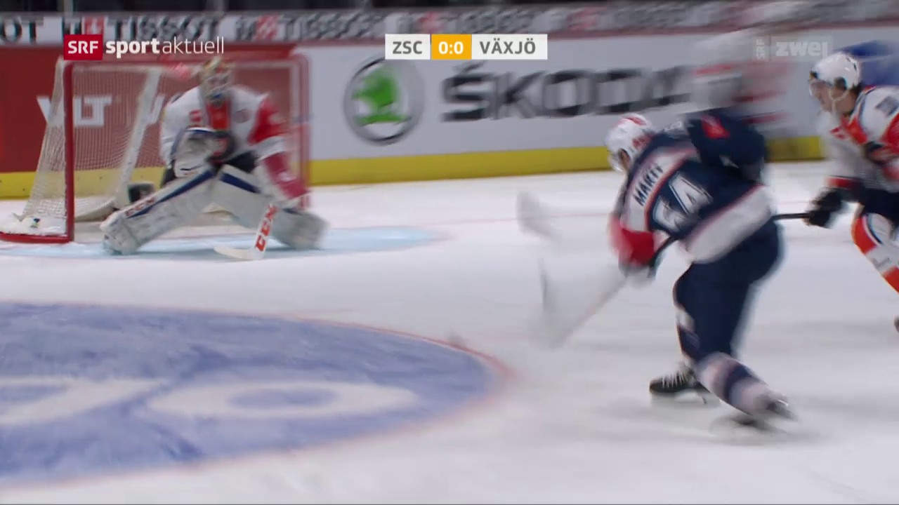 0:0 zwischen Lions und Växjö