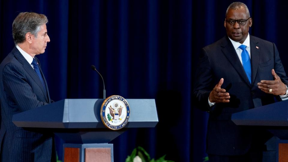 Die USA und Australien rüsten im indopazifischen Raum auf