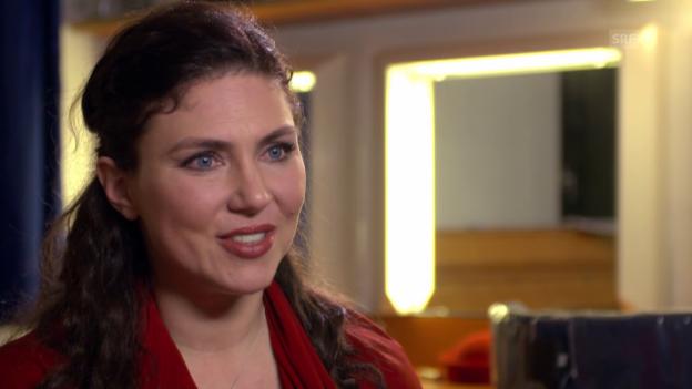 Video «Annette Dasch über ihre Träume» abspielen