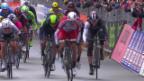Video «Rad: Mailand-San Remo, Schlusssprint» abspielen