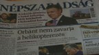 Video «Tschüss Meinungsvielfalt: Wie Ungarns Viktor Orban die Demokratie abwürgt» abspielen